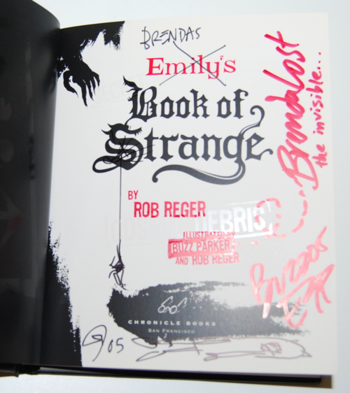 Emily strange book of strange 2