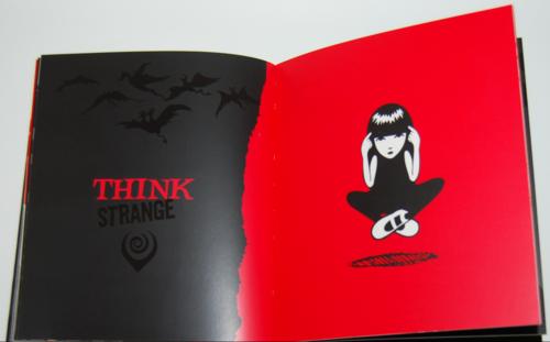 Emily strange book of strange 4