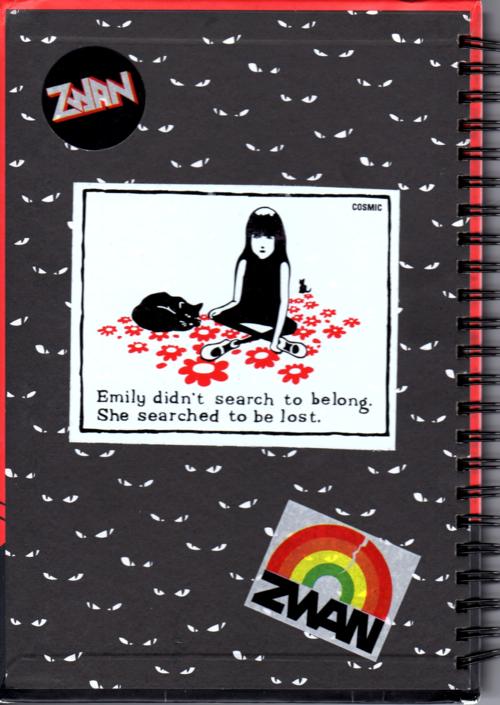 Emily strange journals 4xx