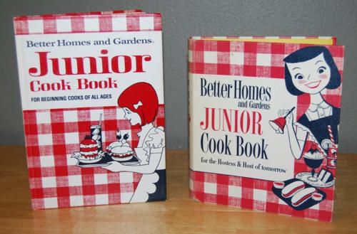Better homes & garden jr cookbook