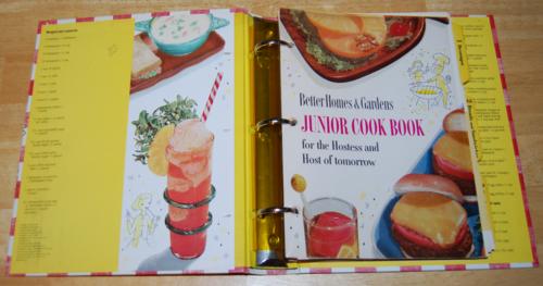 Better homes & garden jr cookbook 9