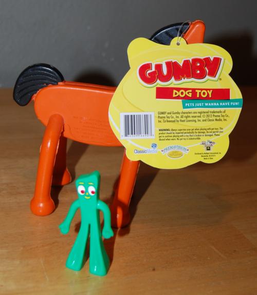 Pokey dog toy x