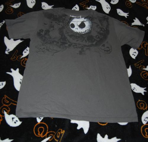 T shirts nightmare before xmas 5