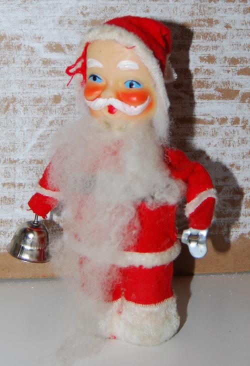 Vintage santa toy 4