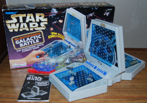 Star wars electric galactic battle game