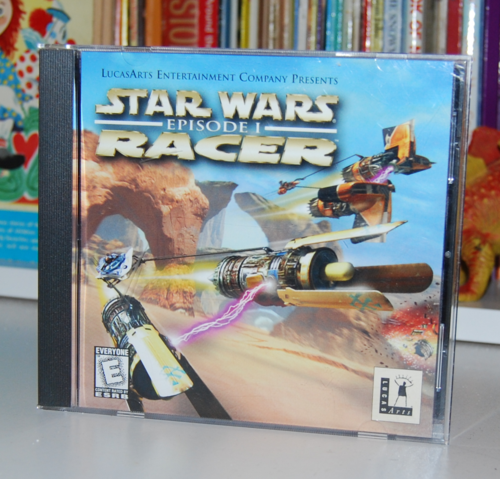Star wars pod racer game
