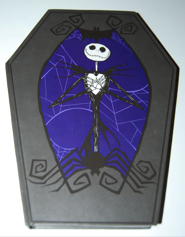 nightmare before christmas journals