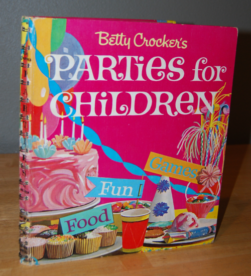 Betty crocker parties for children