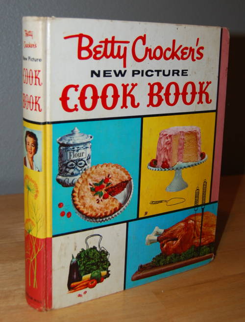 Betty crocker's new picture cook book 1961