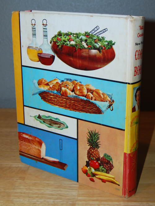 Betty crocker's new picture cook book 1961 x