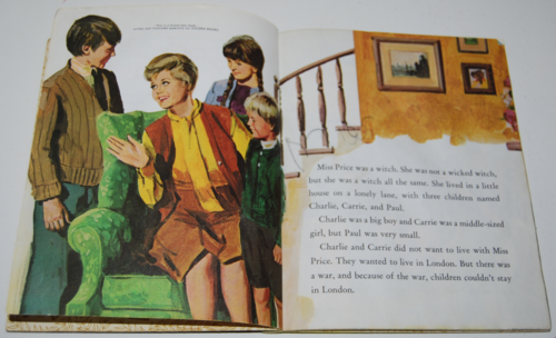 Little golden book bedknobs & broomsticks 2