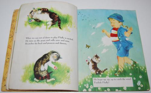 Little golden book my kitten 5