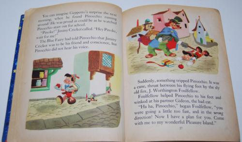 Walt disney storytime giant little golden book 6