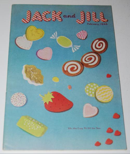 Jack & jill magazine february 1946