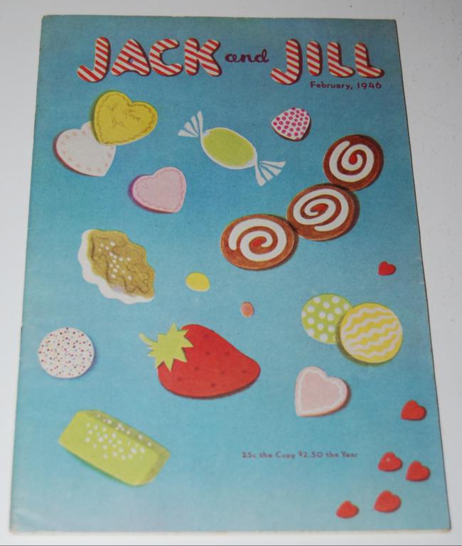 jack & jill magazine ~ february 1946