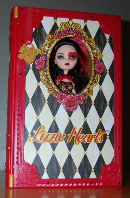 Lizzie hearts spring unsprung book 17
