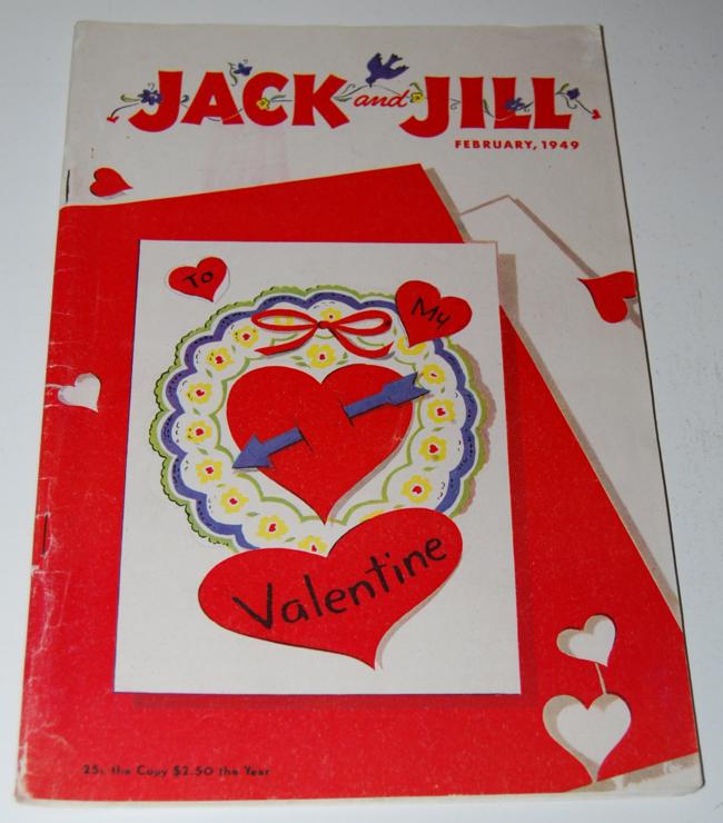 jack & jill magazine ~ february 1949