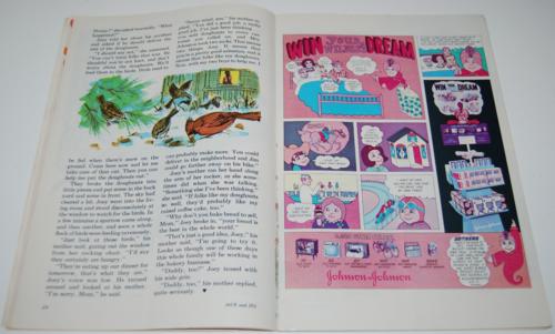Jack & jill magazine february 1965 7
