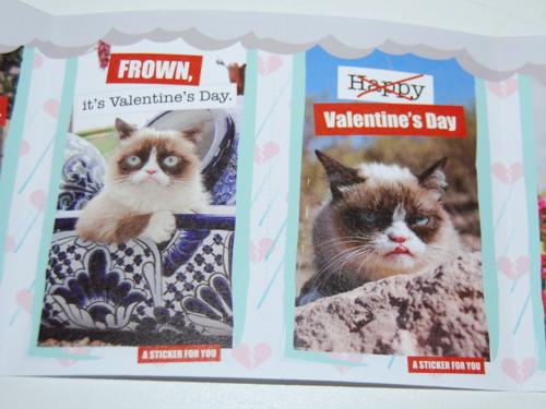 Grumpy cat valentines 8