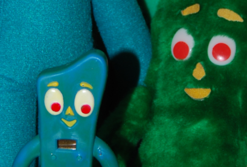 Gumby led watch x