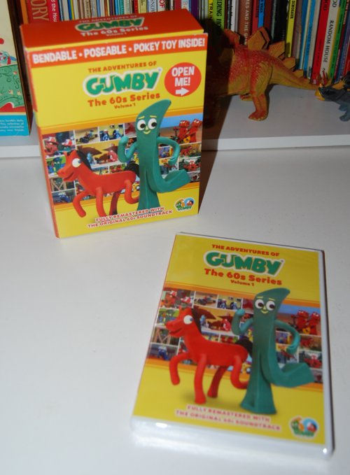 Gumby the 60s dvd set volume 1 4