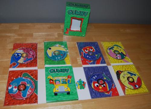 Gumby dvd set 3