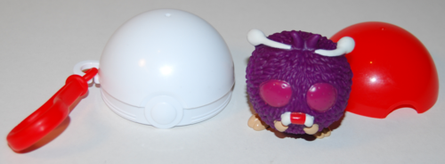 Pokemon burger king toys 5