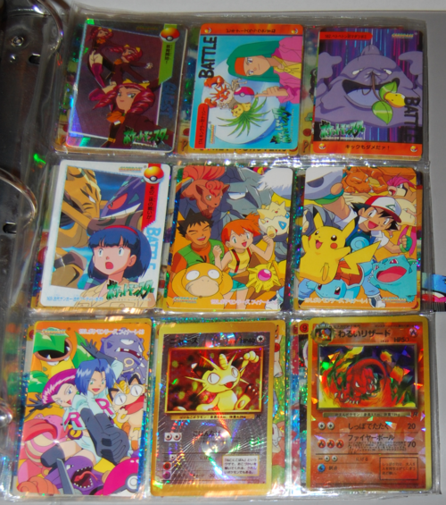 Pokemon cards etc x