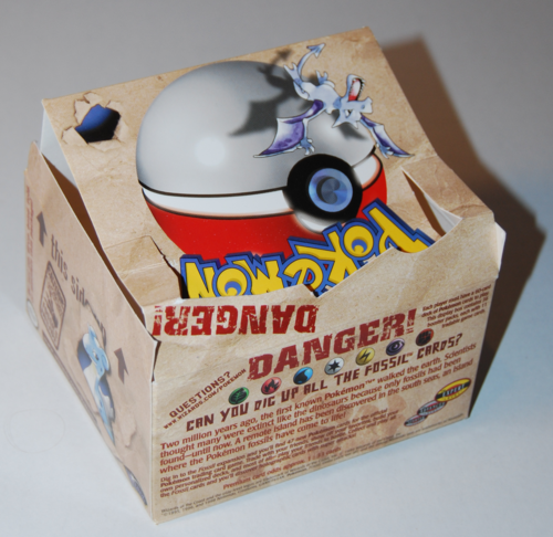 Pokemon fossil box 1