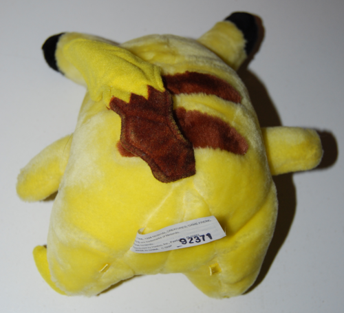 Pikachu plush x