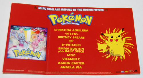 Music from pokemon
