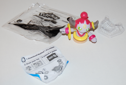 Pokemon happy meal toys 2