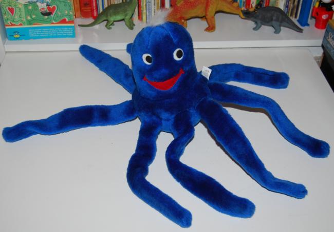 plush sea creatures