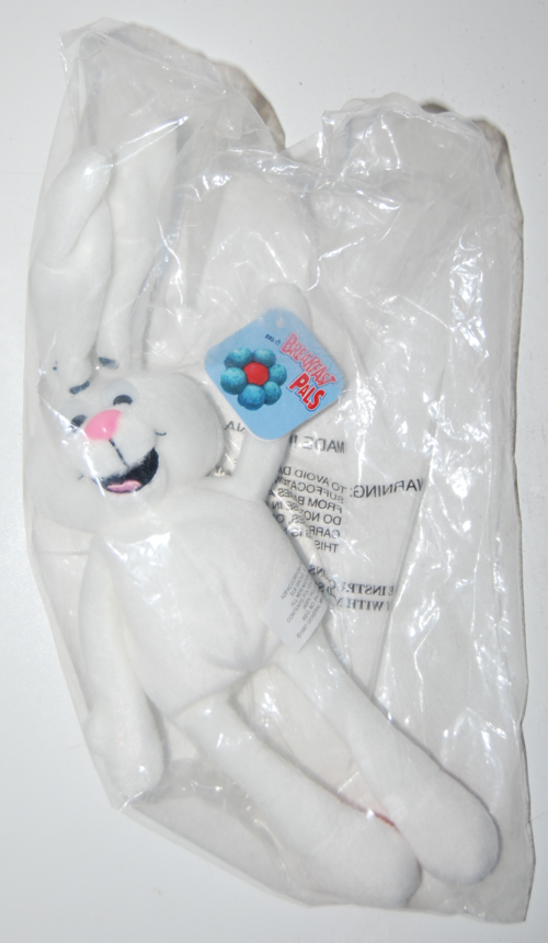 Trix rabbit plush toy