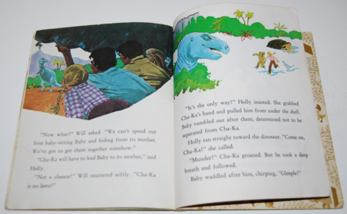 Land of the lost little golden book 8