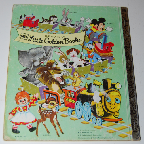 Land of the lost little golden book x