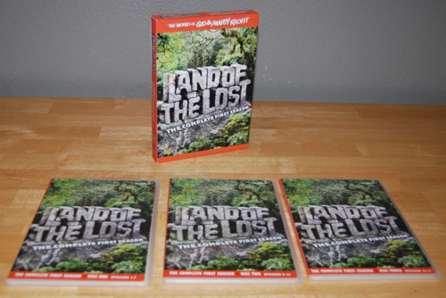 Land of the lost dvds