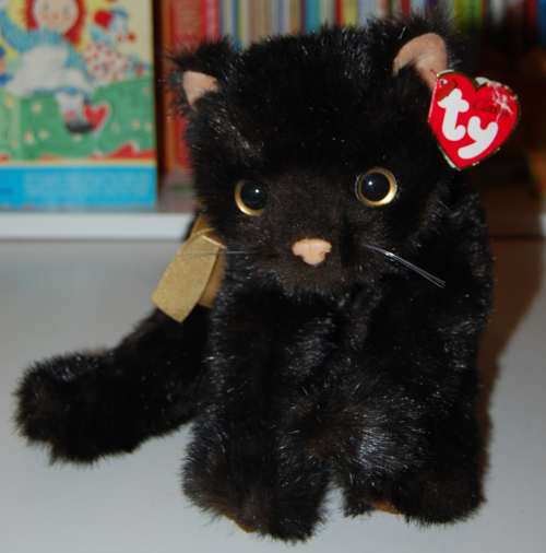Ty classics purrecious kitty plush