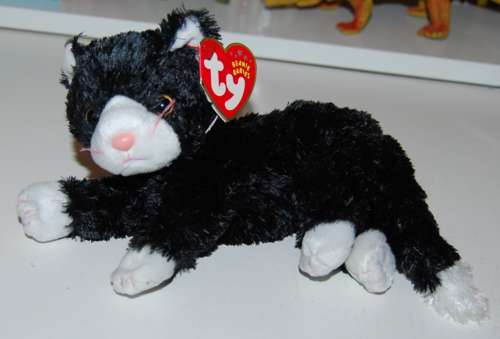 Ty beanie baby kitty booties