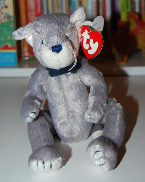 Ty beanie baby kitty fairchild