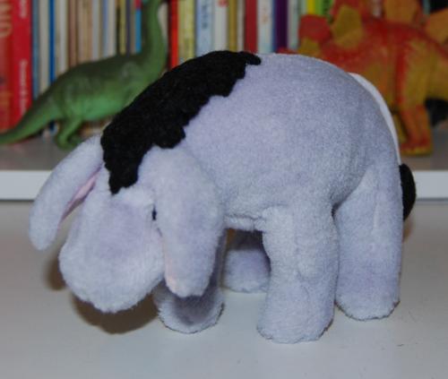 Eeyore plush toy