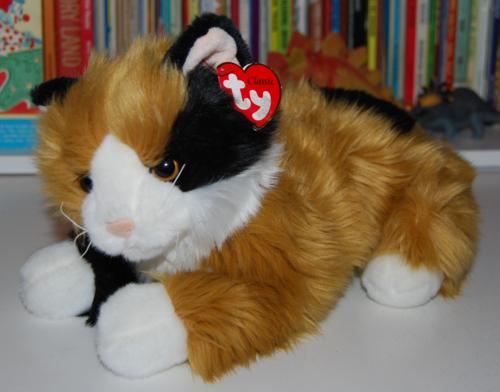 Ty classics carly kitty plush