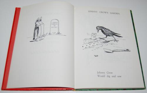 Andersen's fairy tales johnny crows garden2