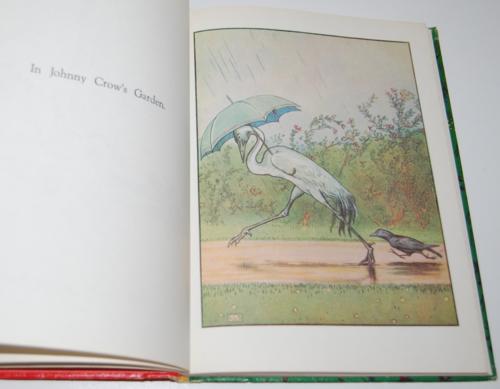 Andersen's fairy tales johnny crows garden6