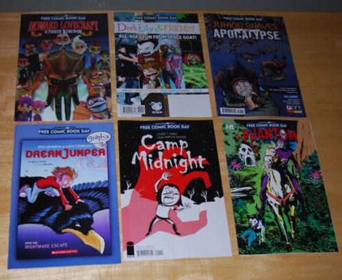 Fcbd comics 2016 2