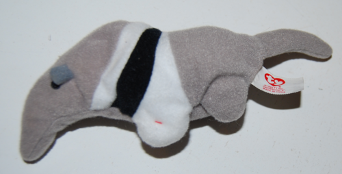 Ty teenie beanie baby aardvark