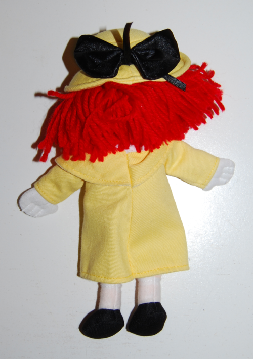 Madeline plush doll 4