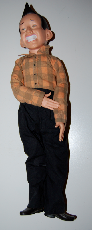 Talking ed grimley doll