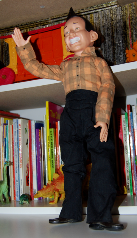 Talking ed grimley doll 5