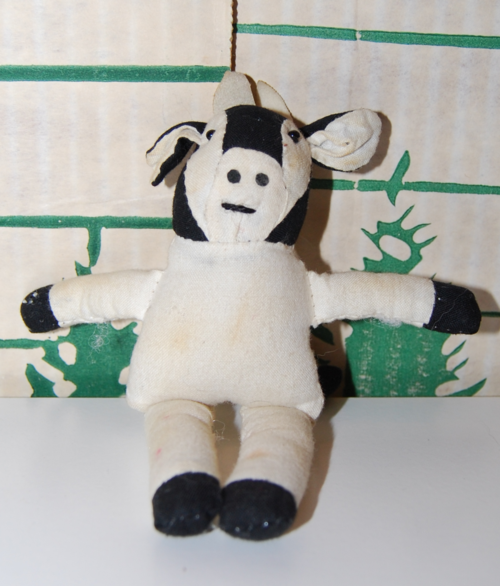 Cow doll 1
